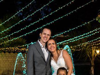 El matrimonio de Andrea  y Martín 3
