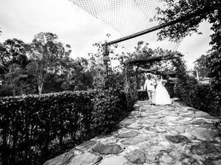 El matrimonio de Andrea  y Martín 2