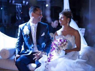 El matrimonio de Ana María y Carlos 1