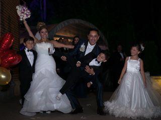 El matrimonio de Ana María y Carlos 2