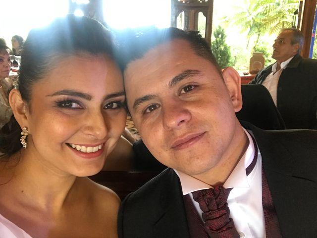 El matrimonio de Victoria  y Jorge