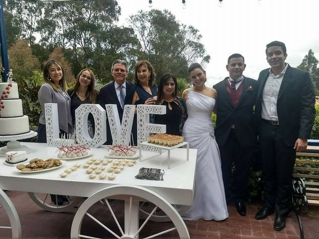 El matrimonio de Jorge  y Victoria  en La Calera, Cundinamarca 16