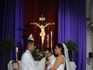 El matrimonio de Víctor y maría Isabel 1