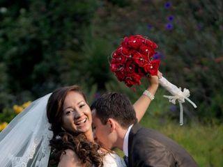 El matrimonio de Alexandra y Javier Eduardo  3