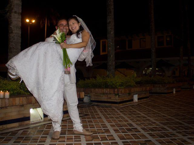 El matrimonio de Nelson y Paula Andrea en Villavicencio, Meta 6