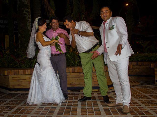 El matrimonio de Nelson y Paula Andrea en Villavicencio, Meta 1