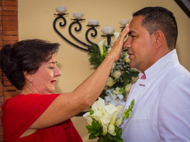 El matrimonio de Nelson y Paula Andrea en Villavicencio, Meta 14