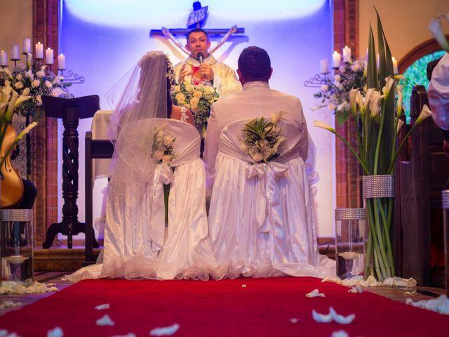 El matrimonio de Nelson y Paula Andrea en Villavicencio, Meta 15