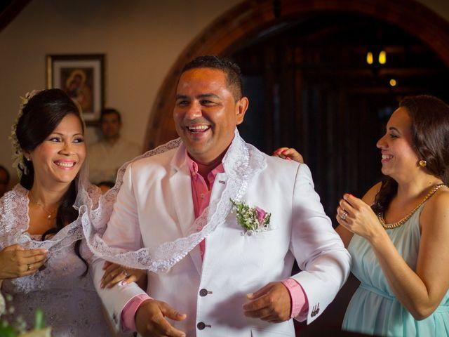El matrimonio de Nelson y Paula Andrea en Villavicencio, Meta 18