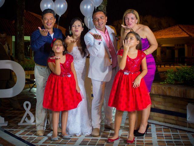 El matrimonio de Nelson y Paula Andrea en Villavicencio, Meta 20