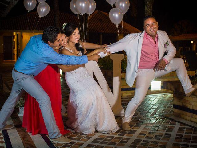 El matrimonio de Nelson y Paula Andrea en Villavicencio, Meta 21