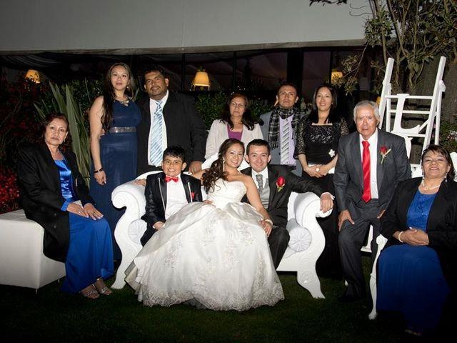 El matrimonio de Javier Eduardo  y Alexandra en Chía, Cundinamarca 1