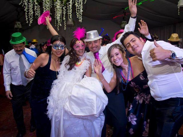 El matrimonio de Javier Eduardo  y Alexandra en Chía, Cundinamarca 6