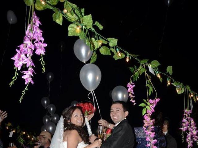El matrimonio de Javier Eduardo  y Alexandra en Chía, Cundinamarca 7