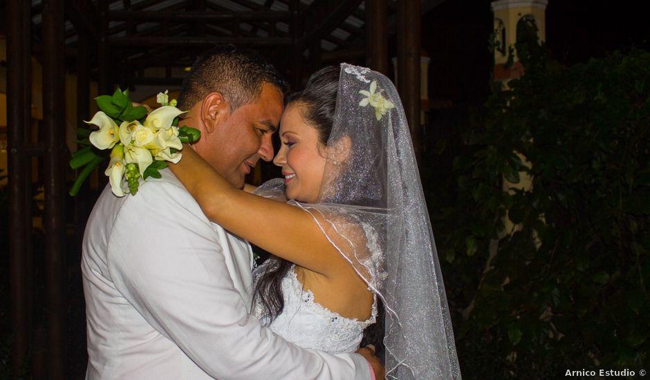 El matrimonio de Nelson y Paula Andrea en Villavicencio, Meta