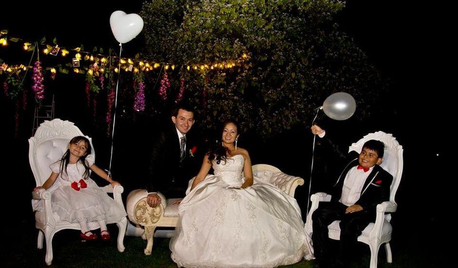El matrimonio de Javier Eduardo  y Alexandra en Chía, Cundinamarca