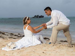 El matrimonio de Alejandra y Henry