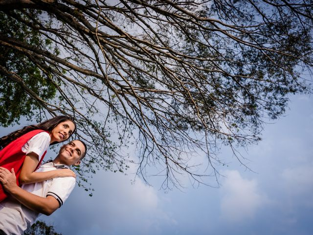 El matrimonio de Melisa y Santiago en Cali, Valle del Cauca 7