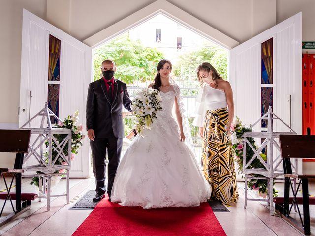 El matrimonio de Melisa y Santiago en Cali, Valle del Cauca 23