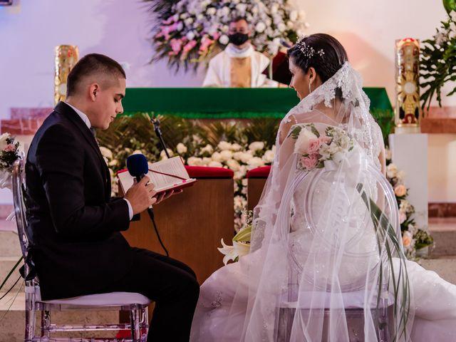 El matrimonio de Melisa y Santiago en Cali, Valle del Cauca 25