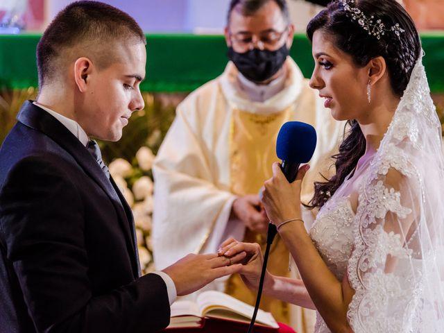 El matrimonio de Melisa y Santiago en Cali, Valle del Cauca 26