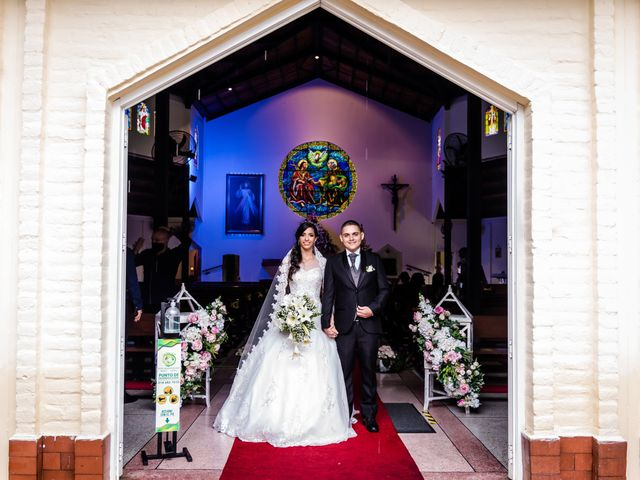 El matrimonio de Melisa y Santiago en Cali, Valle del Cauca 28