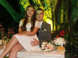 El matrimonio de Daniel y Angie 1