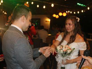 El matrimonio de Daniel y Angie 3
