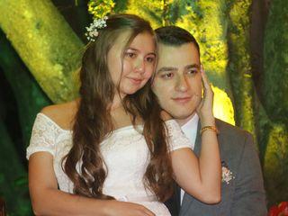 El matrimonio de Daniel y Angie