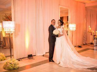 El matrimonio de Carolina y Enrique