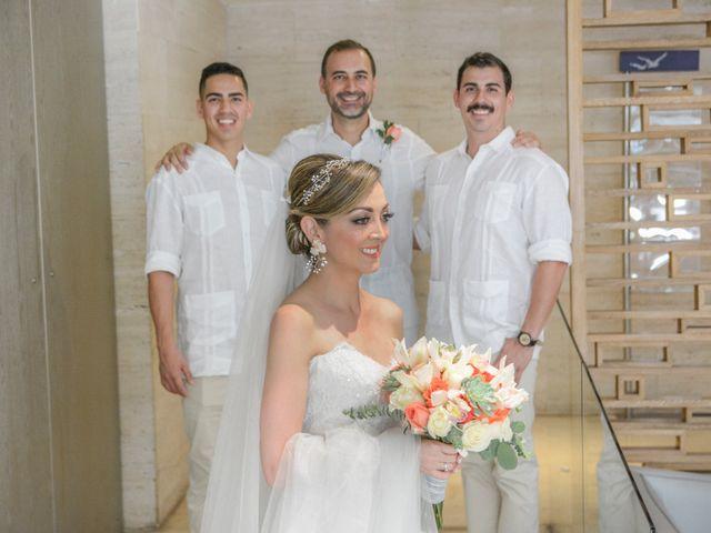 El matrimonio de Andrés y Verónica en Cartagena, Bolívar 7