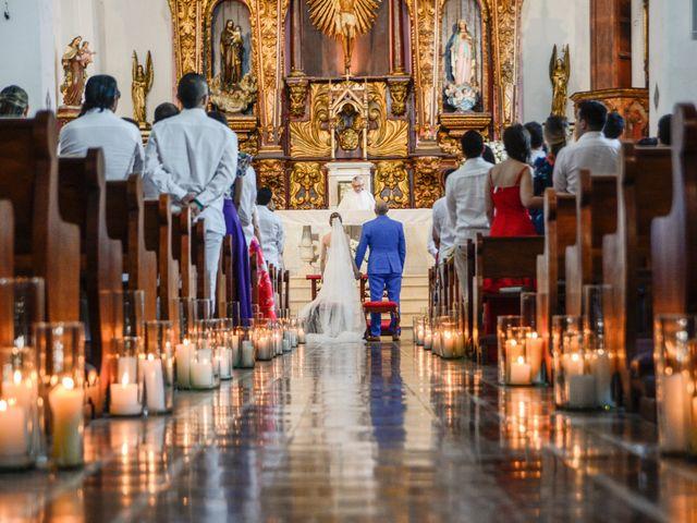 El matrimonio de Andrés y Verónica en Cartagena, Bolívar 10