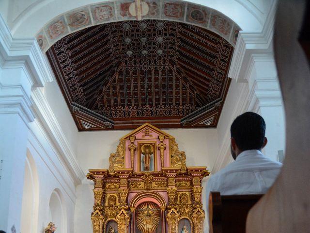 El matrimonio de Andrés y Verónica en Cartagena, Bolívar 11