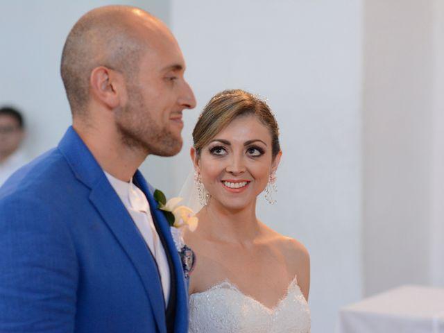 El matrimonio de Andrés y Verónica en Cartagena, Bolívar 14