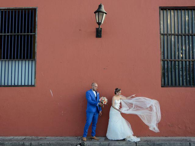El matrimonio de Andrés y Verónica en Cartagena, Bolívar 23