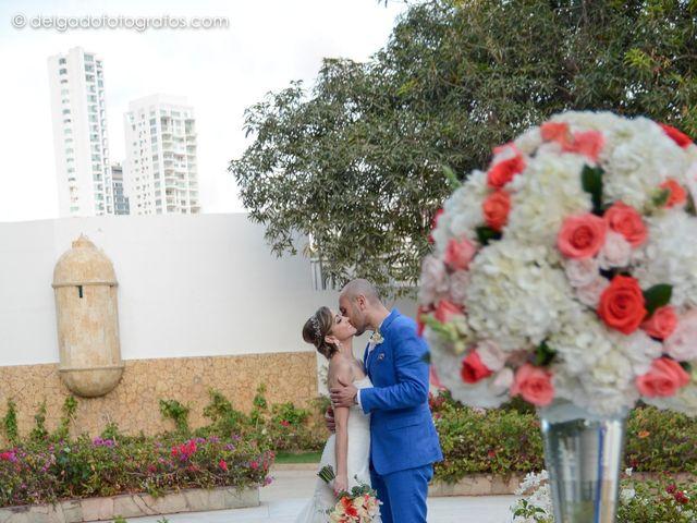 El matrimonio de Andrés y Verónica en Cartagena, Bolívar 26