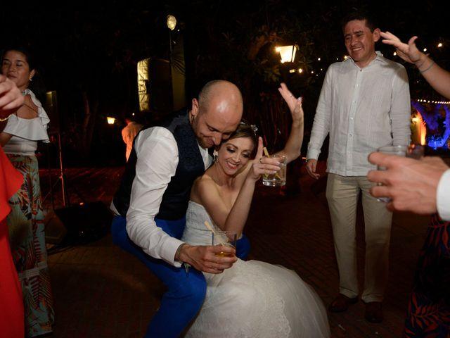 El matrimonio de Andrés y Verónica en Cartagena, Bolívar 30