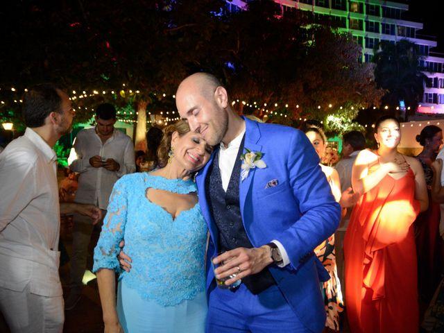 El matrimonio de Andrés y Verónica en Cartagena, Bolívar 36