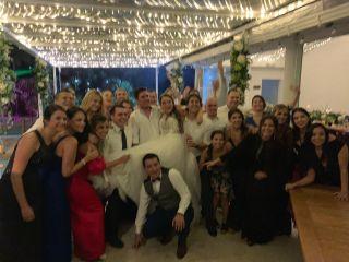El matrimonio de Manuela  y David  1