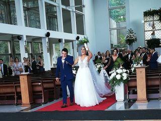 El matrimonio de Manuela  y David  3