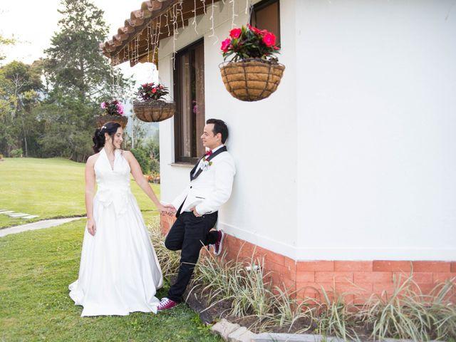 El matrimonio de Felipe y Francia en Medellín, Antioquia 1