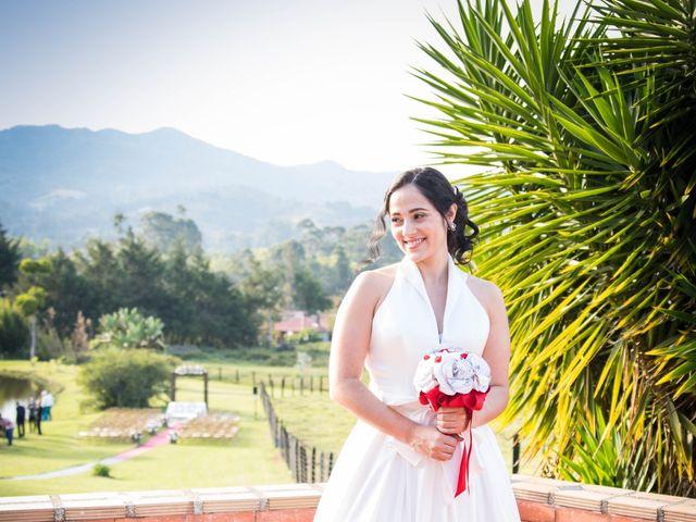El matrimonio de Felipe y Francia en Medellín, Antioquia 4