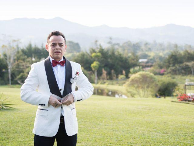 El matrimonio de Felipe y Francia en Medellín, Antioquia 2
