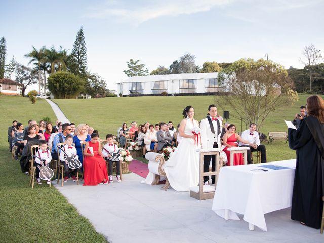 El matrimonio de Felipe y Francia en Medellín, Antioquia 11