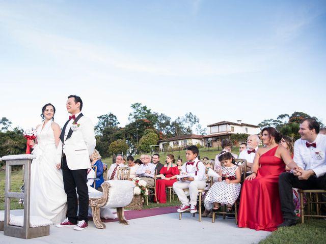 El matrimonio de Felipe y Francia en Medellín, Antioquia 12
