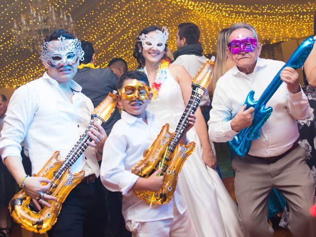 El matrimonio de Felipe y Francia en Medellín, Antioquia 18