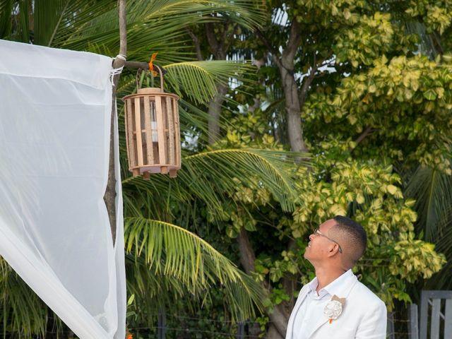 El matrimonio de Kelly y Dreiser en San Andrés, Archipiélago de San Andrés 6