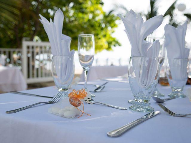 El matrimonio de Kelly y Dreiser en San Andrés, Archipiélago de San Andrés 10