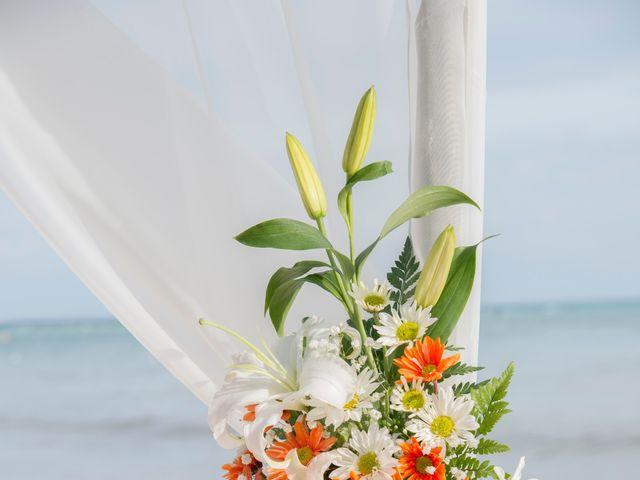 El matrimonio de Kelly y Dreiser en San Andrés, Archipiélago de San Andrés 18