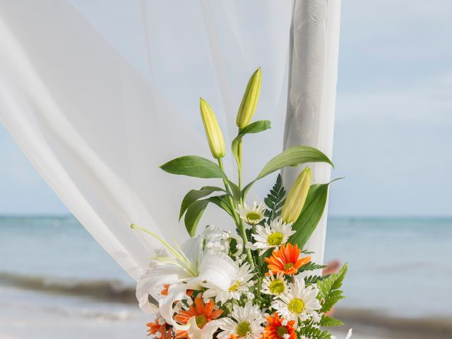 El matrimonio de Kelly y Dreiser en San Andrés, Archipiélago de San Andrés 19